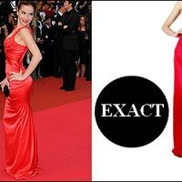 Natalia Oreiro: appearances style