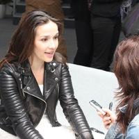 Cannes-i interjú képekben (2012.05.21.)