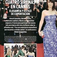 Cannes-i események magazinokban