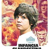 Infancia Clandestina trailer és poszterek