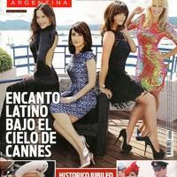 ¡Hola! magazinban (2012.06.05.)
