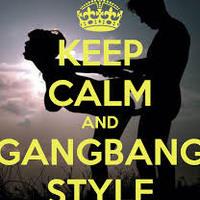 GANGBANG BULI..lassan már mindenki tudja...ha csütörtök, akkor gangbang a SWINGERFORYOU-ban...