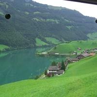 18th August - Lucerne to Interlaken