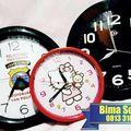 Grosir Jam Dinding Polos WA 0813-3104-4563
