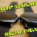 Amazfit Pace & Stratos számlapok 1.rész - HU