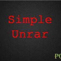 Simple Unrar - HU