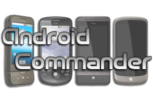 Android Commander - HU