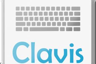 Clavis Billentyűzet - tabletre