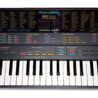 1992-1994 - Az első hangszer