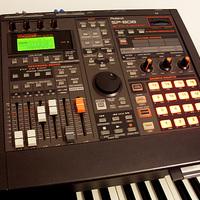 Harddisc Recording - Roland SP-808