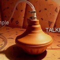 Házi készítésű Talkbox