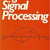 Digital Signal Processing Mobi Download Book