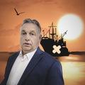Orbán Viktor az árvízi kalóz