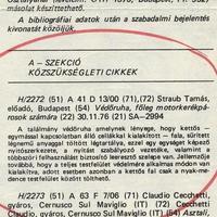 Lenyúlt magyar szabadalmak nyomában: a motoros légzsák kálváriája