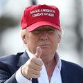 Trump védjeggyel jutott a csúcsra