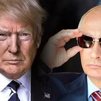Amikor Putyin és Trump villant az elnöki sávban