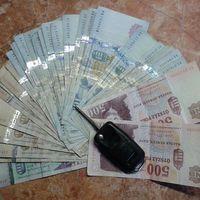 Szagtalan pénzek