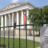 Videó: Zárva ünnepelték a világapot a budapesti múzeumok