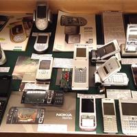 Videó: Különleges mobiltelefon kiállítás Budapesten