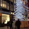 Videó: Kigyúltak a karácsonyi fények a Fashion Streeten