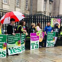 Írország, 2018, abortusztörvény. Milyen volt?