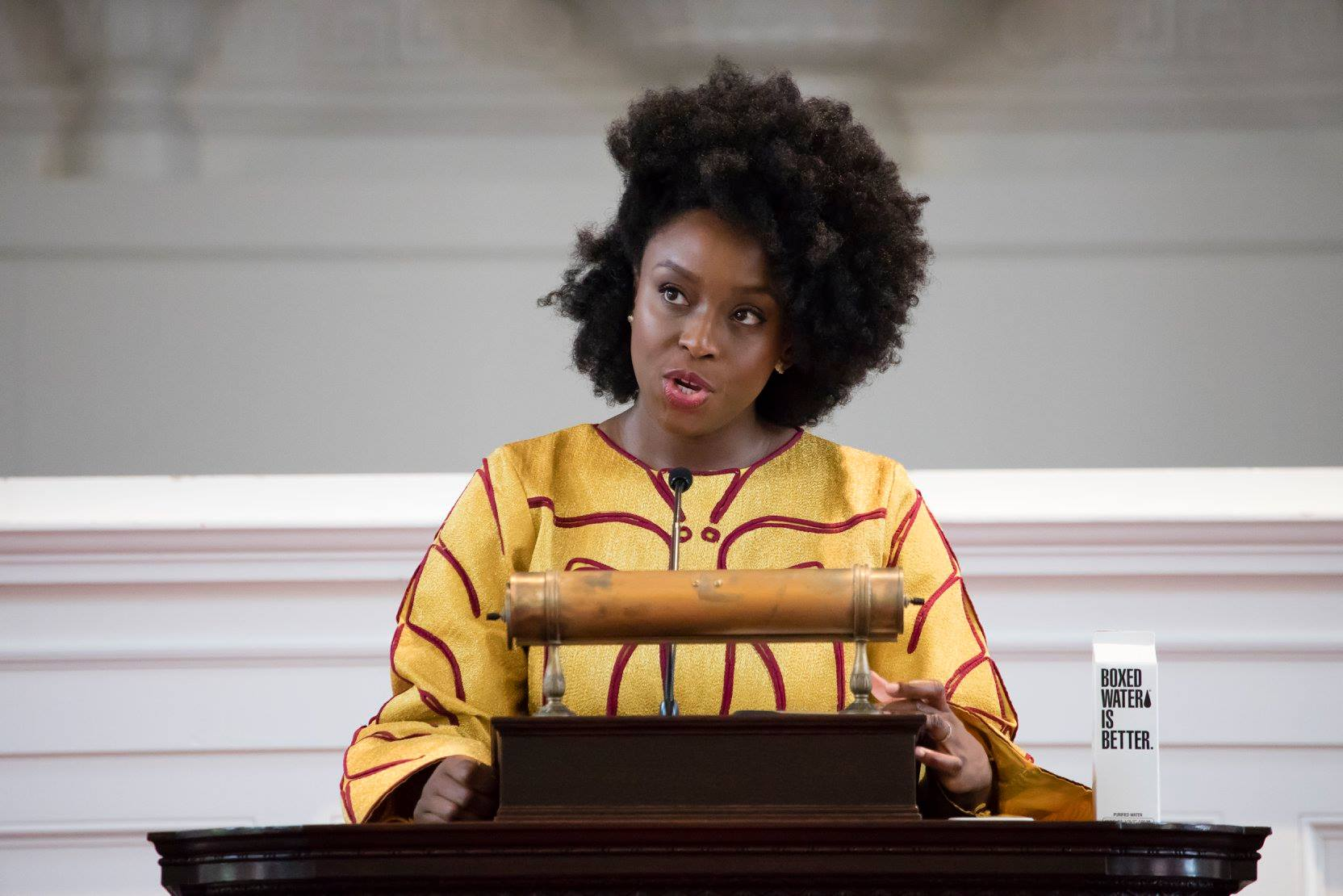Egy dühös afrikai feminista