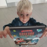 Az 5 éves Samuval teszteltünk egy gyerekkönyvet!