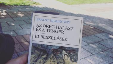 Ez a fiú könyveket hagy el az utcán!
