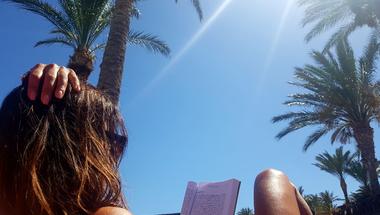#READINGISSEXY -  7 kedvenc nyári könyvem!
