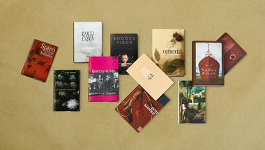 Mától szavazhatsz a kedvenc kortárs könyvedre!