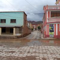 Délnyugat-Bolívia (Tupiza és Uyuni környéke)