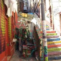 Valparaíso, a graffiti fővárosa
