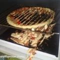 Pizzát sütünk...
