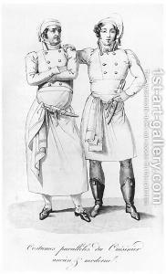 2a3e7cb5639b Carême munkássága a gyakorlati főszakácsi tevékenységtől a konyhaművészet  elméleti megalapozásáig terjedt. Munkásságát egy öt kötetes műben a L'Art  de la ...
