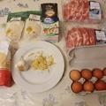 Olasz bundában sült tarja