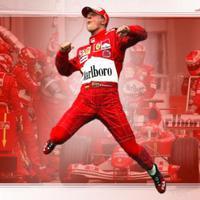 Michael Schumachernek képzelve magát