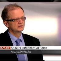 Szentpéteri Nagy Richard a Szalay Kör tervezetéről