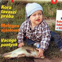 Horgászmagazin design 2008