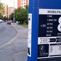 Ne bajlódj az aprókkal, parkolj a mobiloddal!