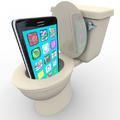 iPhone a WC-ben?!