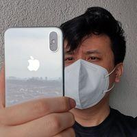 Az Apple gondolt a szájmaszkot viselőkre is
