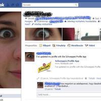Schweppes átalakítja FB profilod