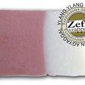 YlangYlang szappan rózsaszín agyaggal