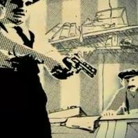 Nagy Marci animációs munkái a plazma képernyőjén márc. 7.- ápr. 30.