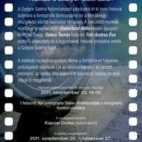 LOMO/FILM/MOZI - lomográfia kiállítás megnyitó