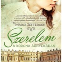 Marci Jefferson: Szerelem a korona árnyékában #kritika#
