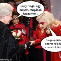Lady Gaga kipakol