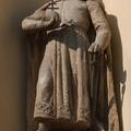 Szent István és Szabolcs vezér szobrai