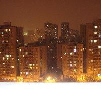 Chongqing by night