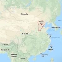 Kína tartományai: Hebei